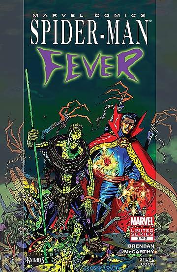 Spider-Man: Fever (2010) #2 (of 3)