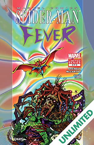 Spider-Man: Fever (2010) #3 (of 3)