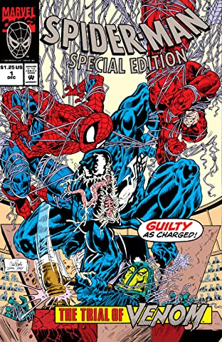 Spider-Man: The Trial of Venom (1992) #1