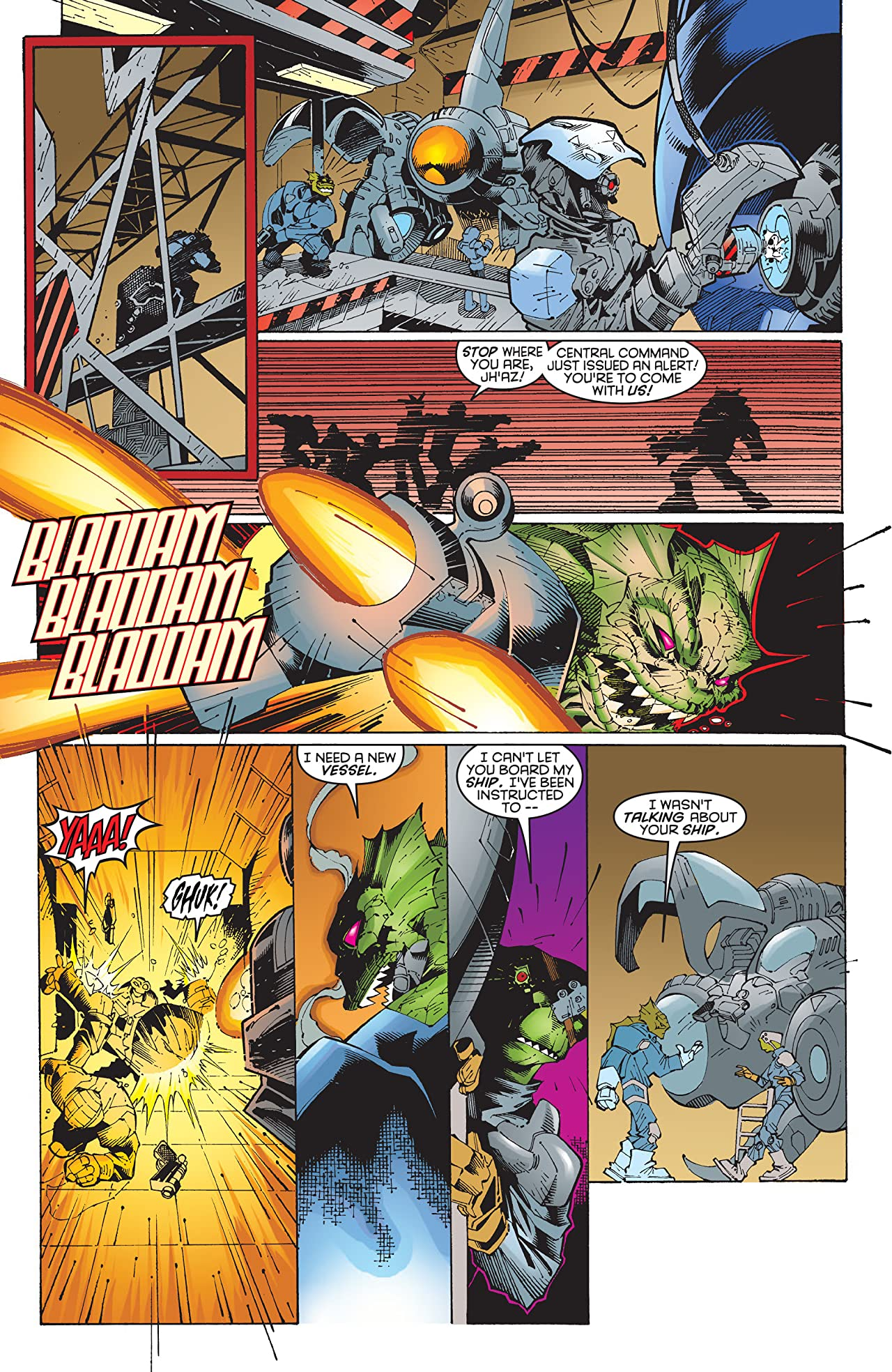 Wolverine (1988-2003) #133