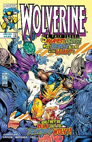 Wolverine (1988-2003) #135