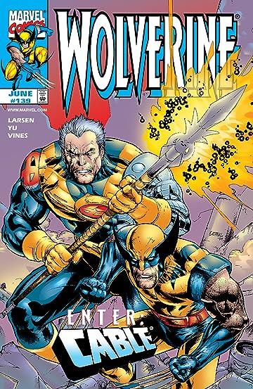 Wolverine (1988-2003) #139