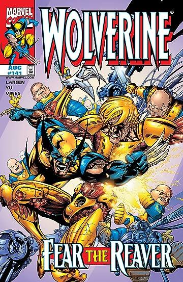 Wolverine (1988-2003) #141