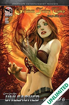 Grimm Fairy Tales: Unleashed #6 (of 6): Giant Sized Epilogue