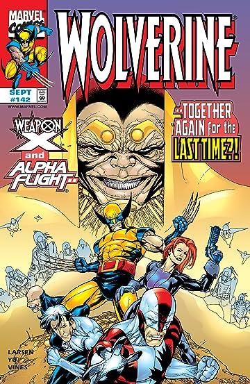Wolverine (1988-2003) #142