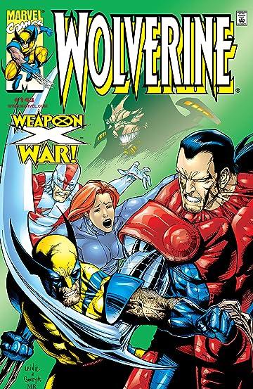 Wolverine (1988-2003) #143