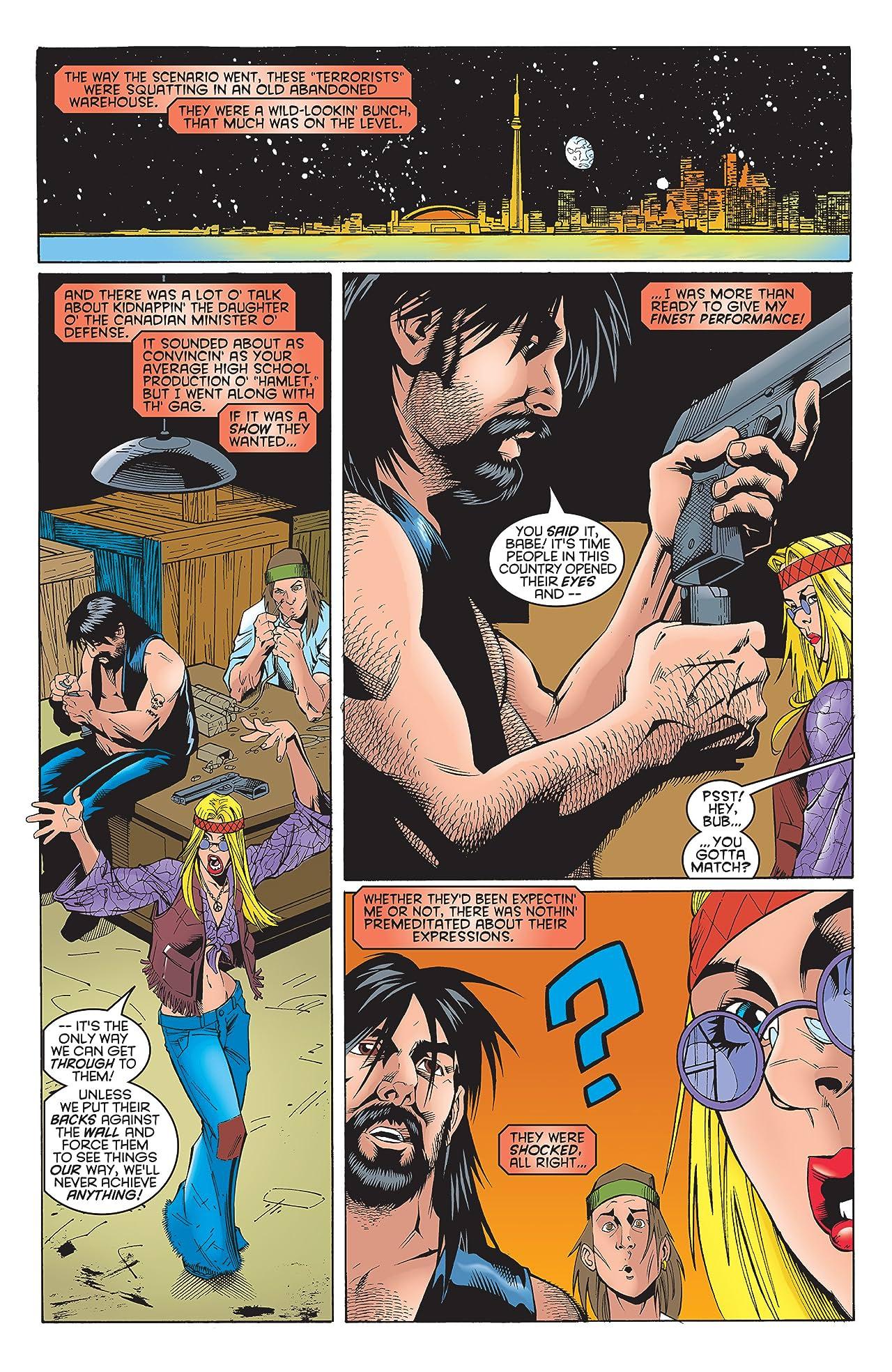 Wolverine (1988-2003) #144