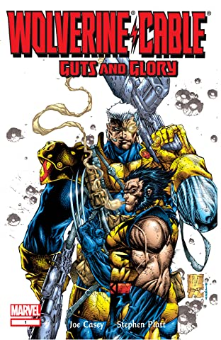 Wolverine/Cable: Guts and Glory (1999) #1