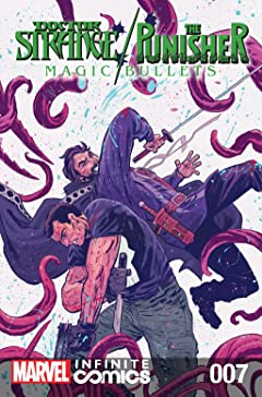 Doctor Strange/Punisher: Magic Bullets Infinite Comic #7 (of 8)