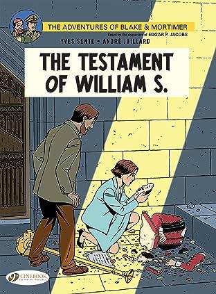 Blake & Mortimer Tome 24: The Testament of William S.