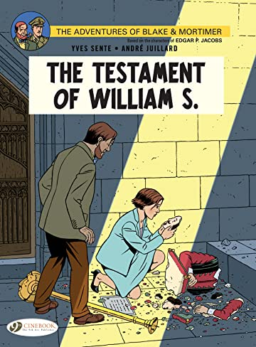 Blake & Mortimer Vol. 24: The Testament of William S.