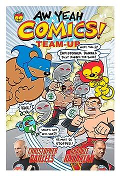 AW YEAH COMICS TEAM-UP! #1