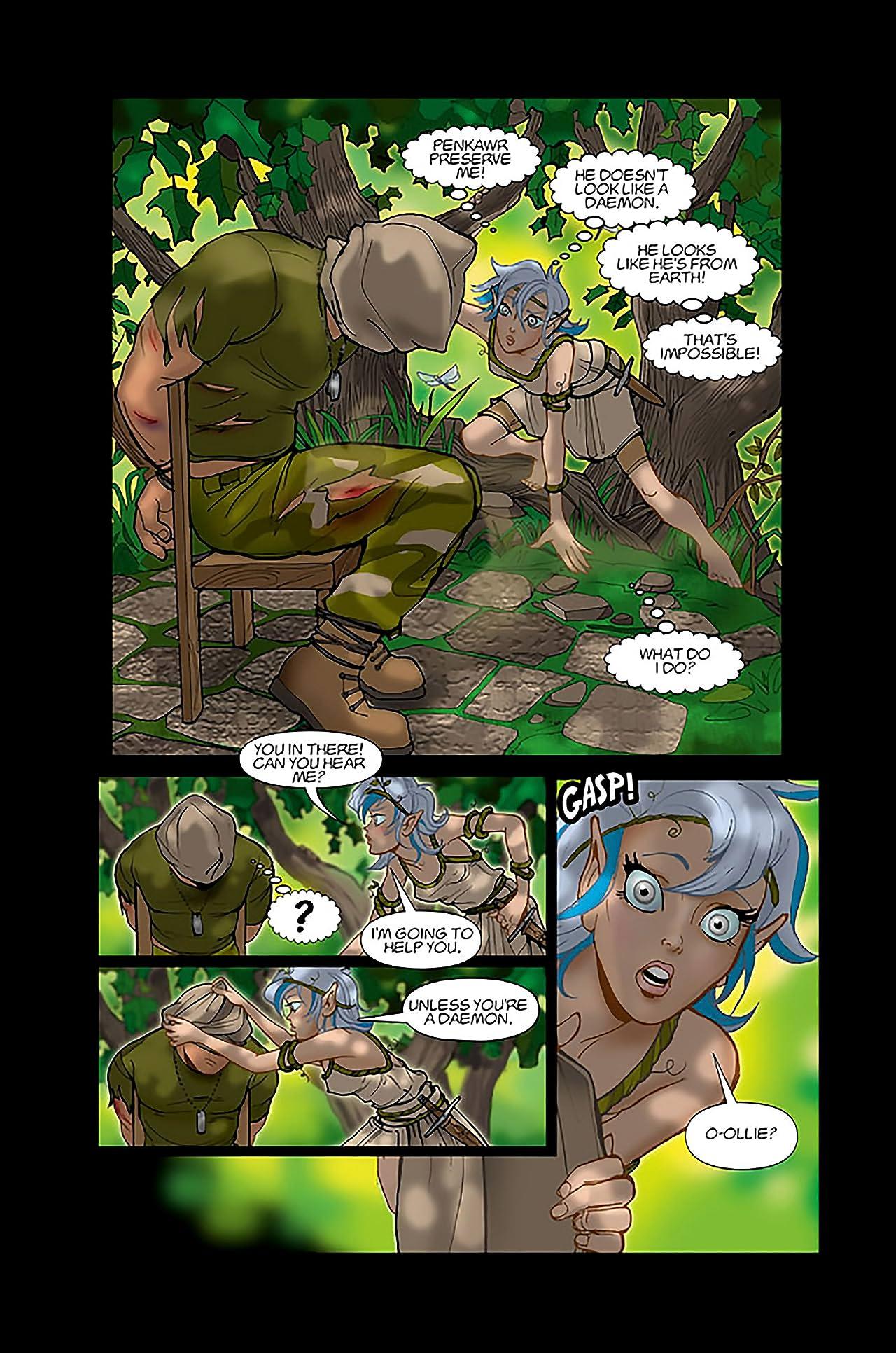 Talismen: Return of the Exile #1