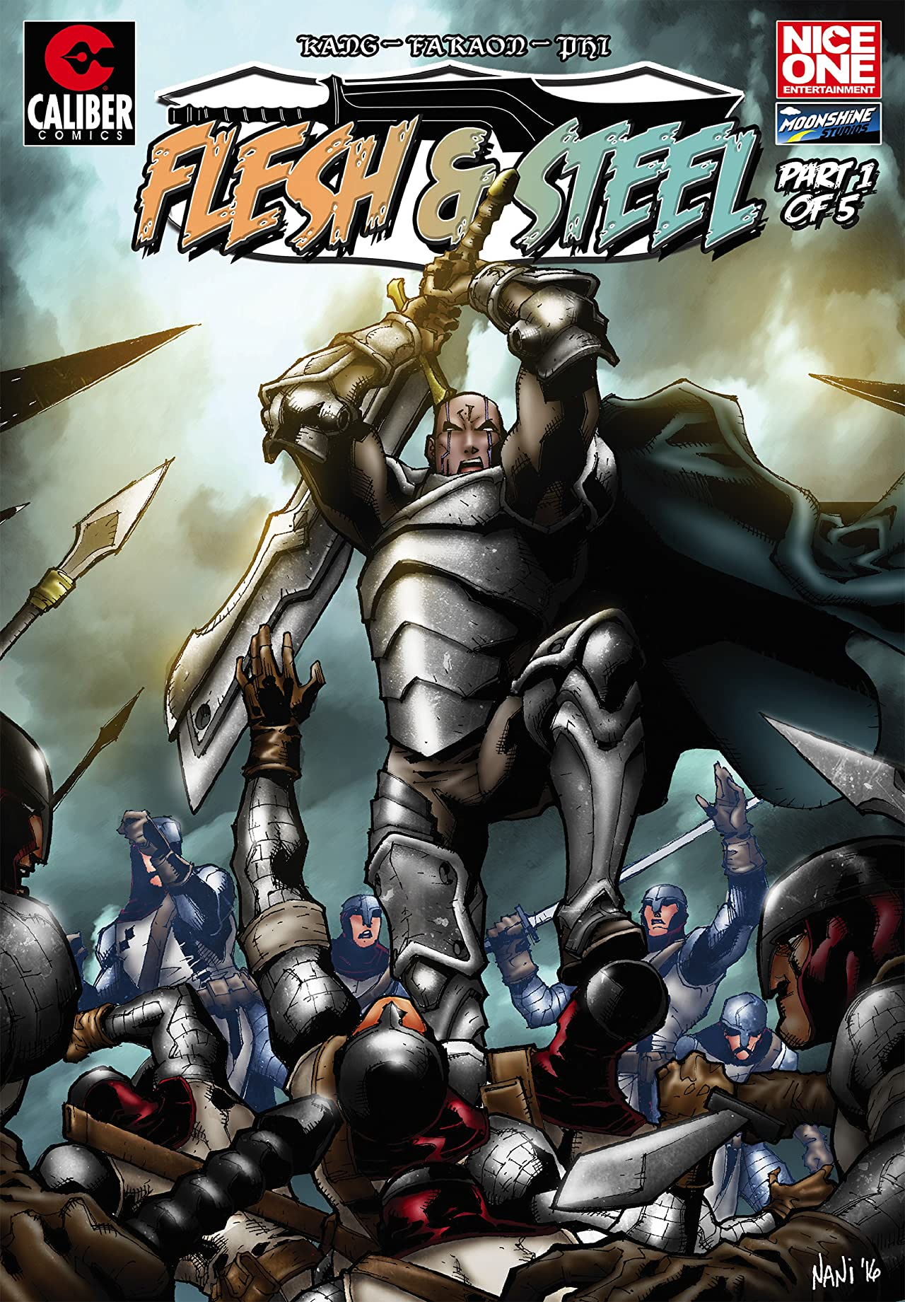 Flesh and Steel #1