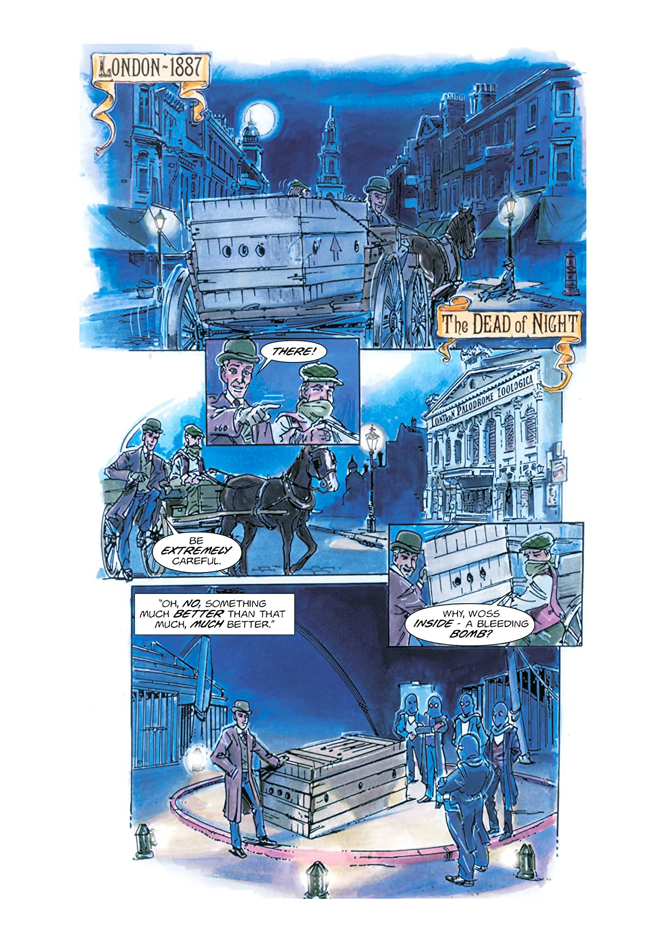 Sherlock Holmes Dark Detective #1