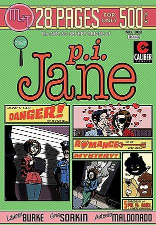 P.I. Jane No.2