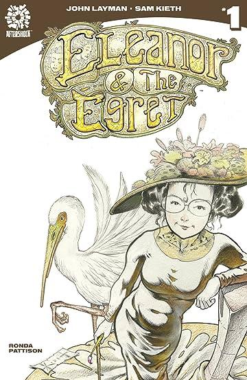 Eleanor & The Egret #1