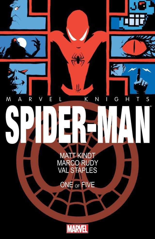 Marvel Knights: Spider-Man (2013-2014) #1 (of 5)