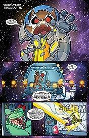 Marvel Tsum Tsum: Takeover!