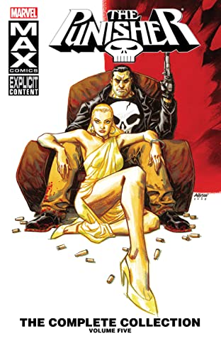 Punisher Max: The Complete Collection Tome 5