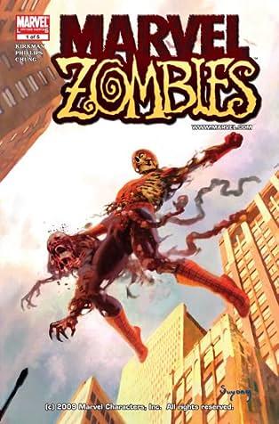 Marvel Zombies #1