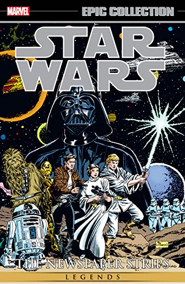 Star Wars Legends Epic Collection: The Newspaper Strips Tome 1
