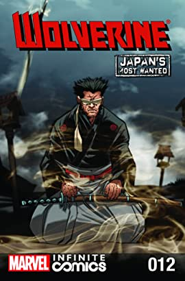 Wolverine: Japan's Most Wanted Infinite Comic #12