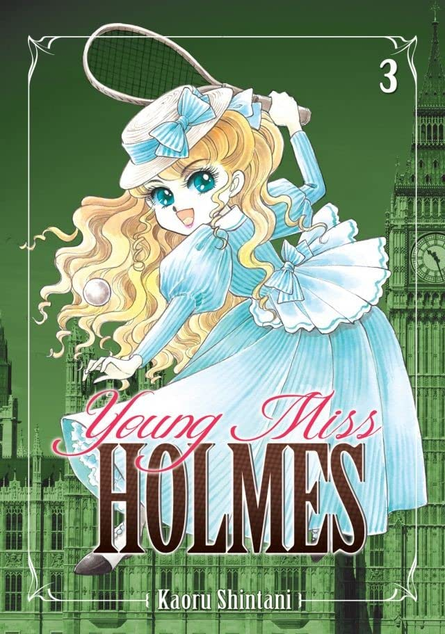 Young Miss Holmes Vol. 3