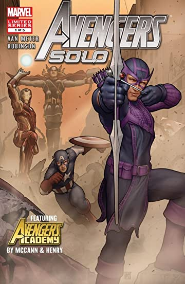 Avengers: Solo #1 (of 5)