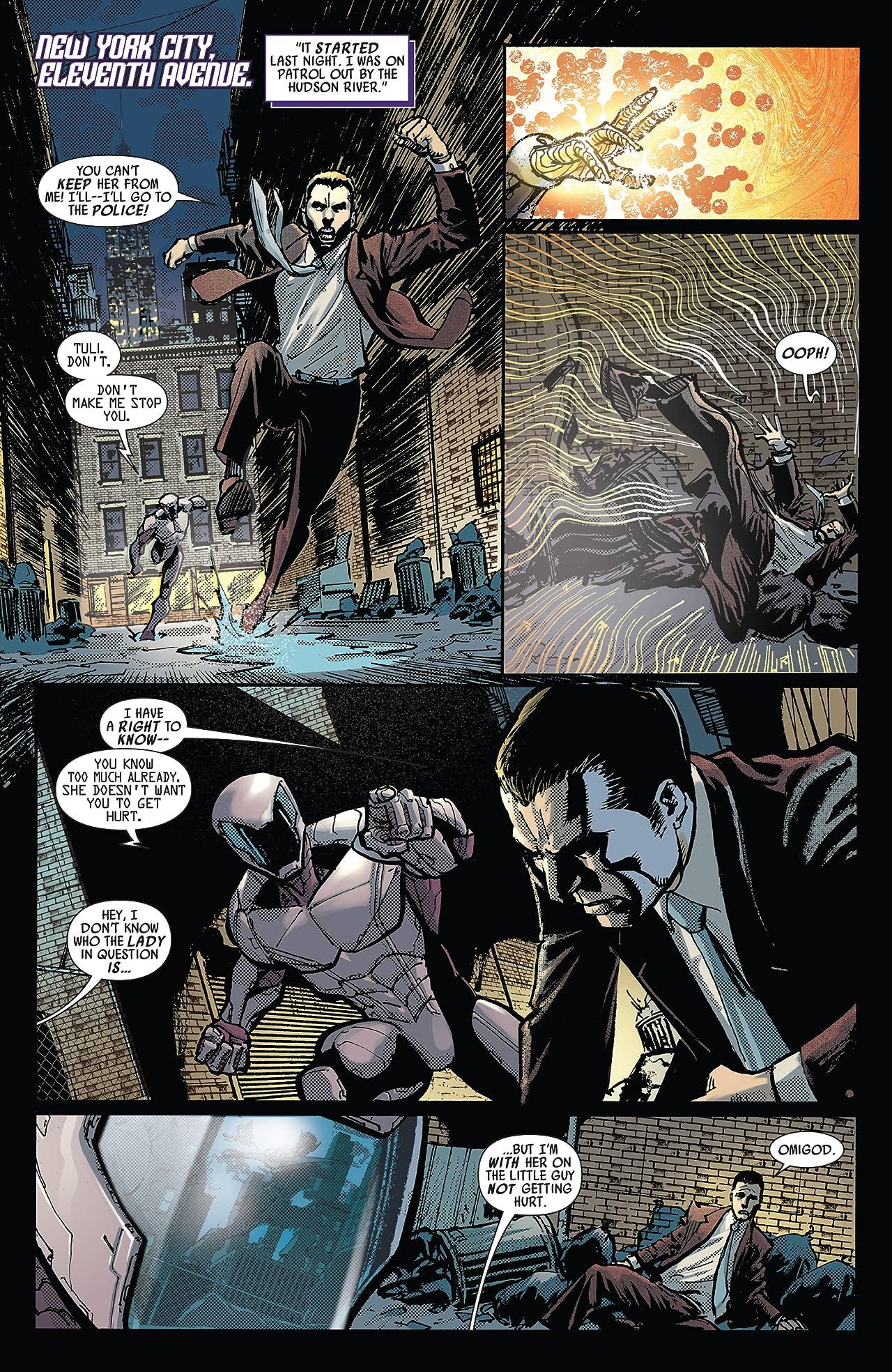 Avengers: Solo #1 (of 5)