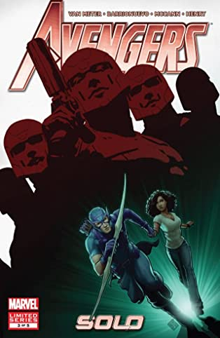 Avengers: Solo #3 (of 5)
