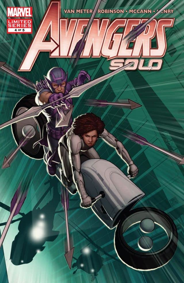 Avengers: Solo #4 (of 5)