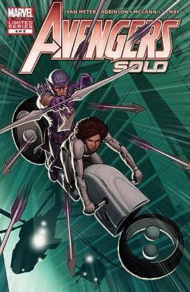 Avengers: Solo #4 (of 5)