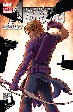 Avengers: Solo #5 (of 5)