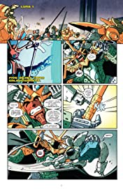 Transformers: More Than Meets the Eye (2011-) #21
