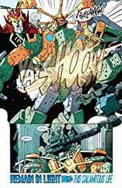 Transformers: More Than Meets the Eye (2011-2016) #21