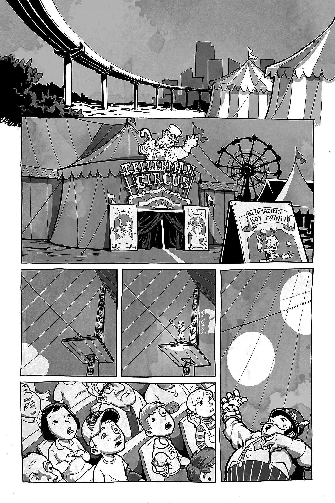 The Sunless Circus #1