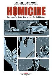 Homicide, une année dans les rues de Baltimore Vol. 2: 4 février- 10 février 1988