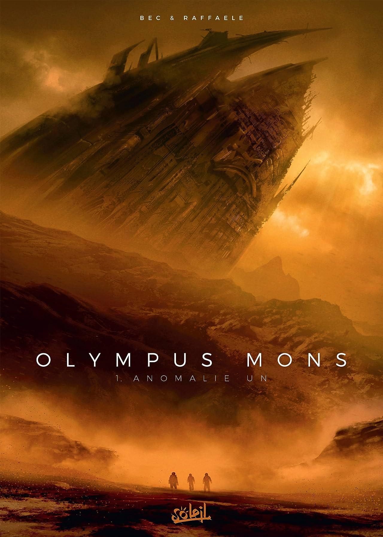 Olympus Mons Vol. 1: Anomalie Un