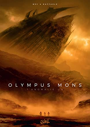 Olympus Mons Tome 1: Anomalie Un