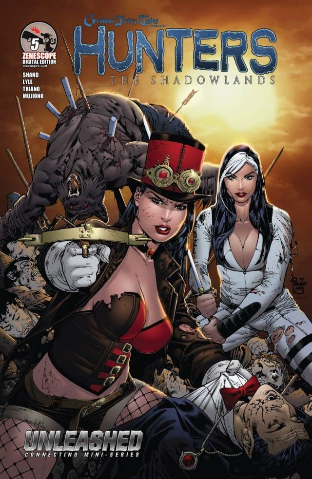 Grimm Fairy Tales: Hunters: The Shadowlands #5 (of 5)
