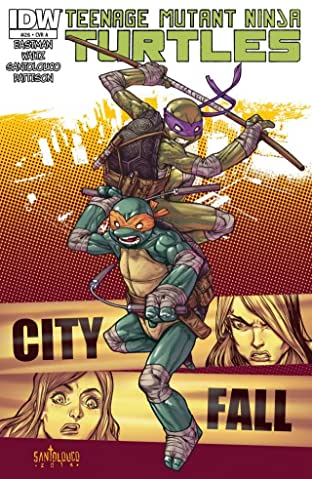 Teenage Mutant Ninja Turtles No.26