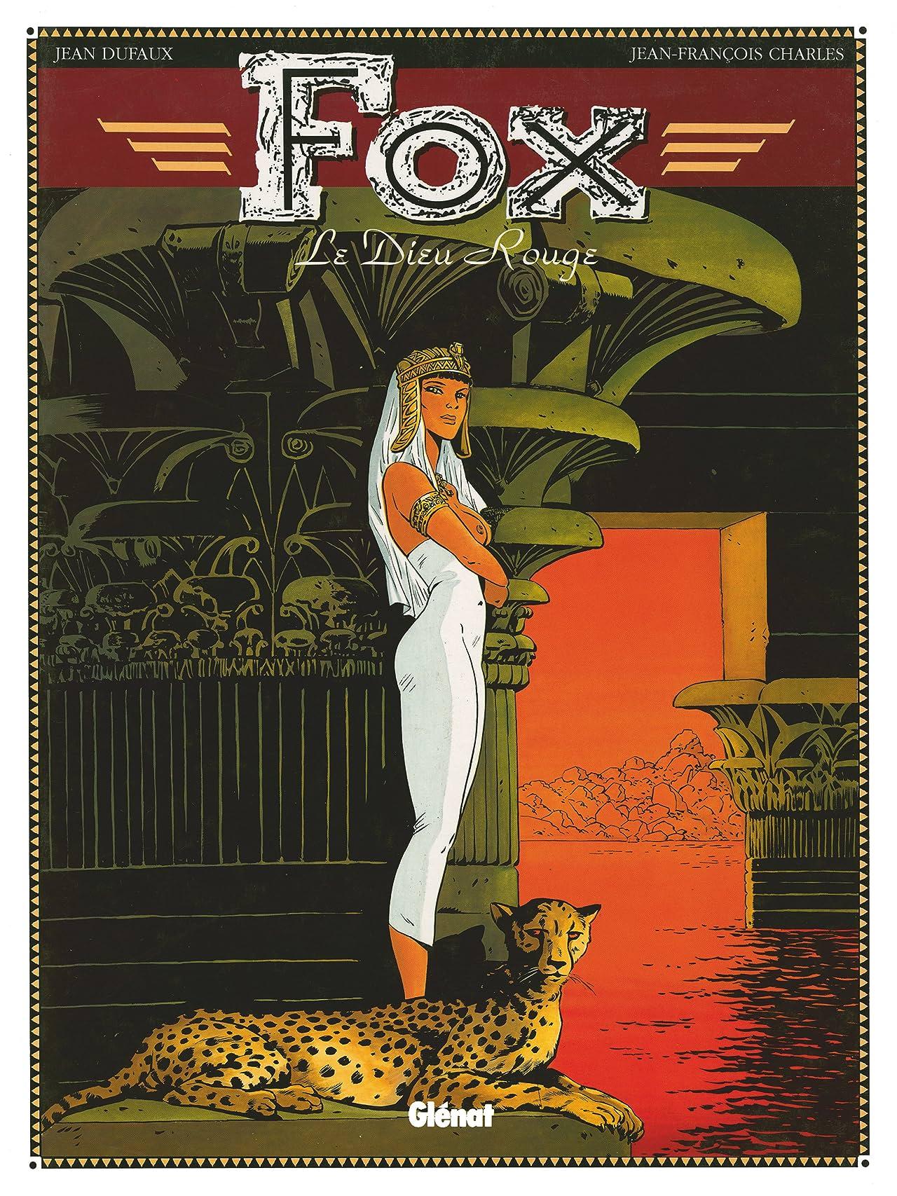 Fox Vol. 4: Le Dieu rouge