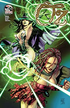 Grimm Fairy Tales: Oz #3 (of 6)