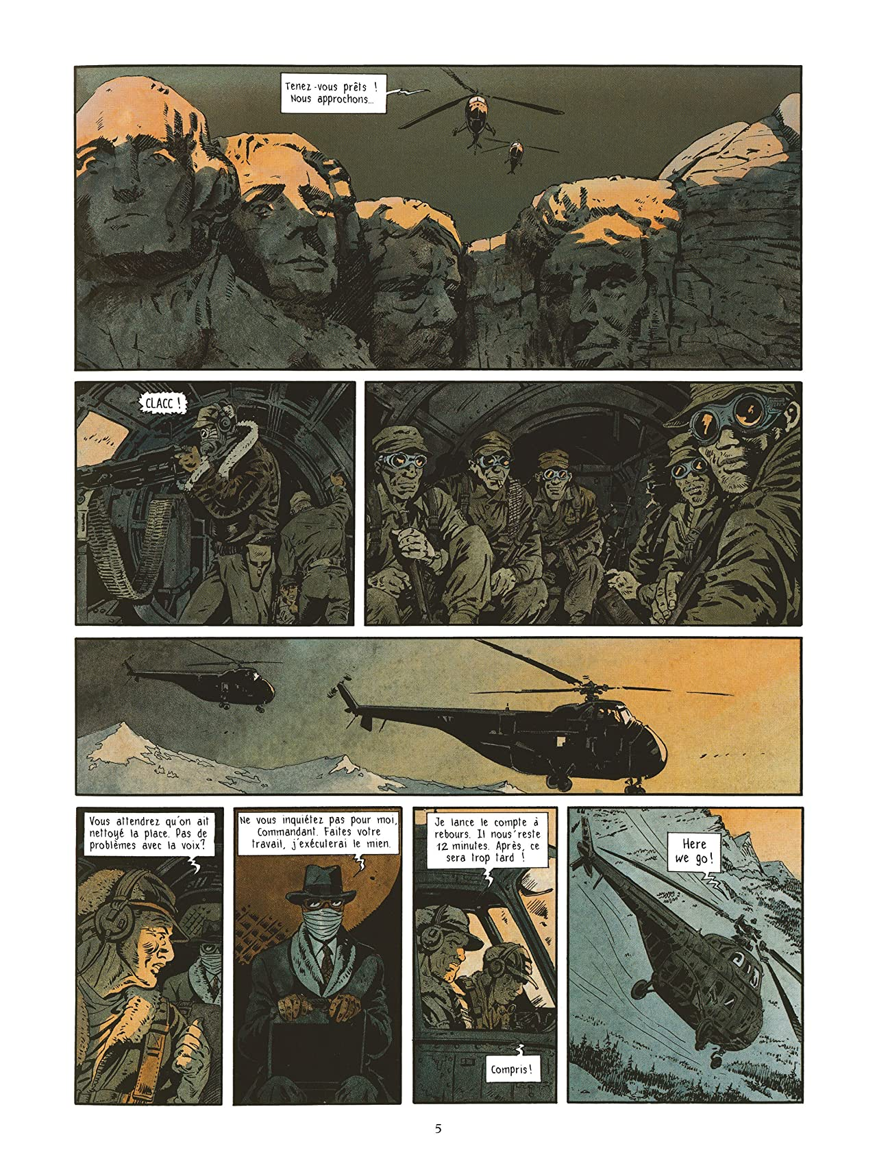 Fox Vol. 6: Jour-corbeau