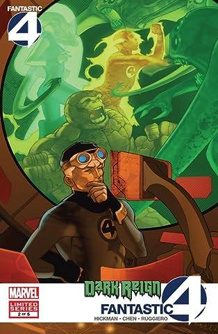 Dark Reign: Fantastic Four #2 (of 5)