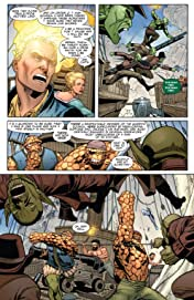 Dark Reign: Fantastic Four #3 (of 5)