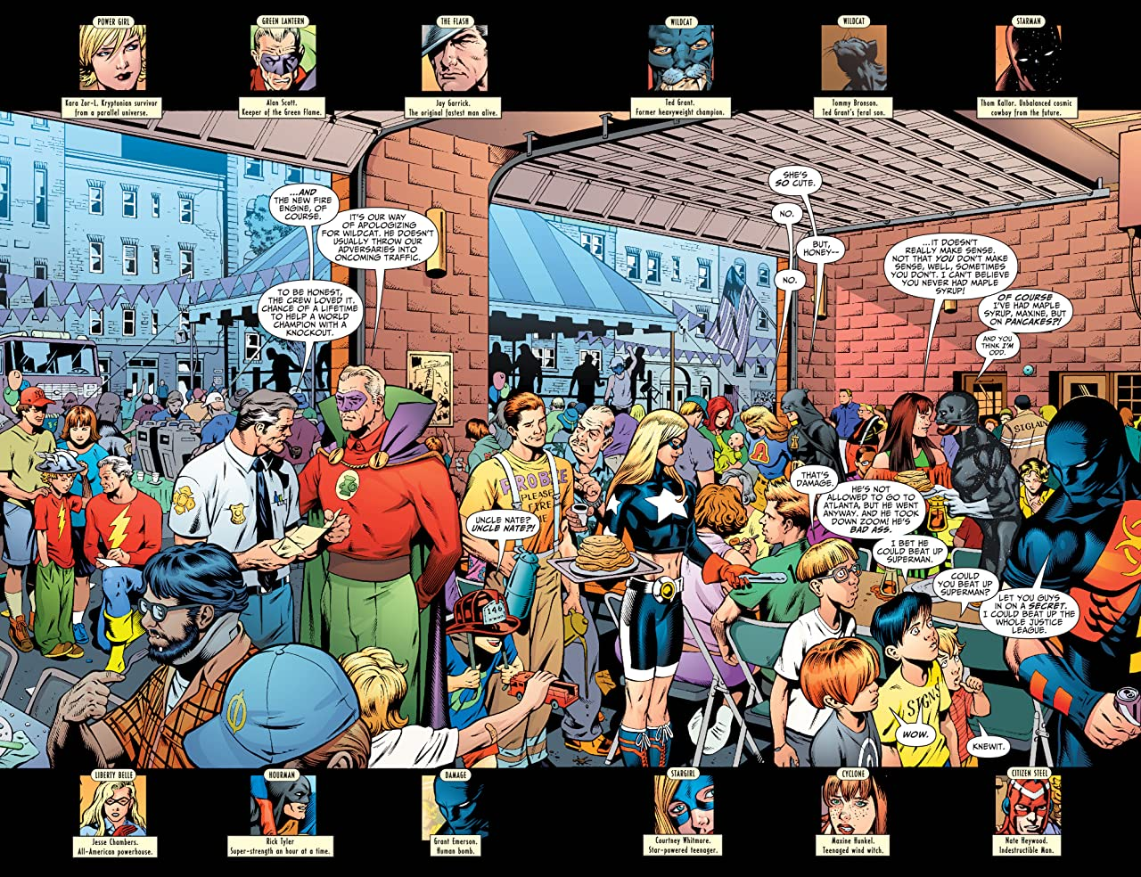 Justice Society of America (2007-2011) #9