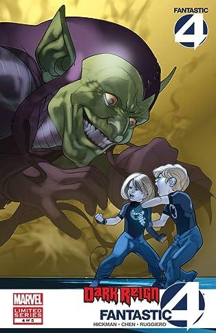 Dark Reign: Fantastic Four #4 (of 5)