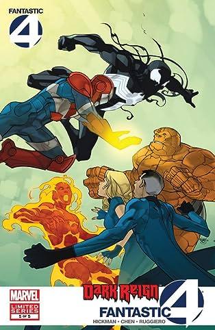 Dark Reign: Fantastic Four #5 (of 5)